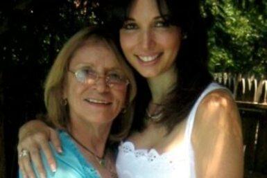 Giselle Blondet hizo comunicado sobre la muerte de su madre