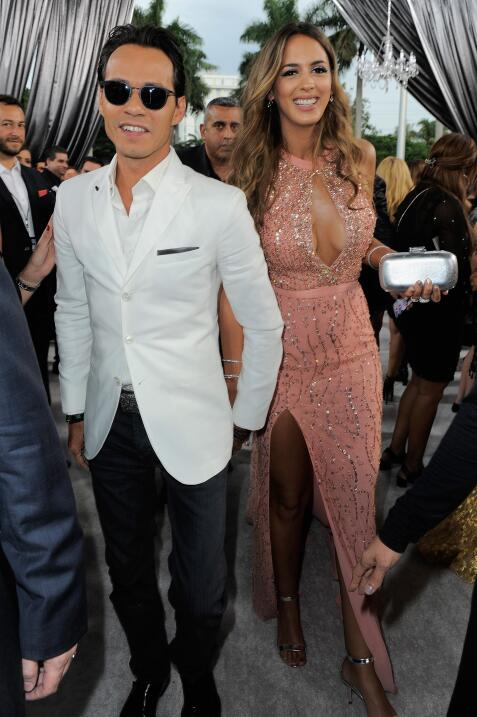 Marc Anthony y Shannon de Lima posponen su divorcio GettyImages-47181544...