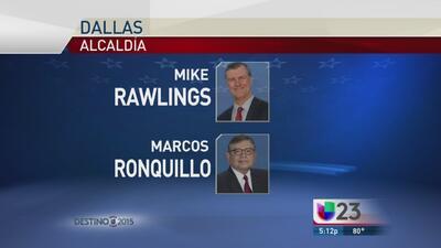 Elecciones municipales en el Metroplex