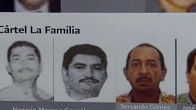 ¿Adiós a la Familia Michoacana?