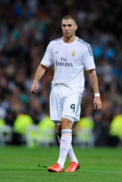 Otra duda para el Real Madrid es Karim Benzema, sin embargo, tiene un pa...