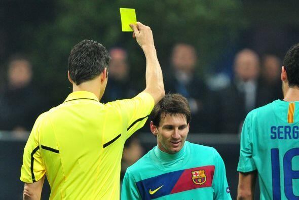 El árbitro pidió que por esa razón se repitiera el...