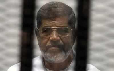 Mohamed Mursi, expresidente egipcio