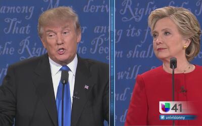 Tiempo de debate: el primer debate presidencial
