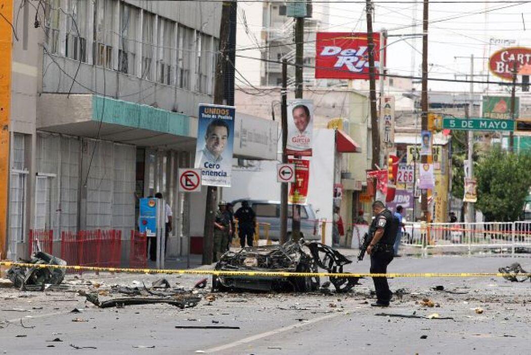 Según recuentos de medios mexicanos, los asesinatos fácilmente superarán...