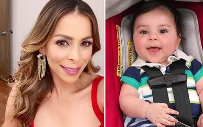 El bebé de Lourdes Stephen la sorprendió con una gran hazaña y tenemos l...