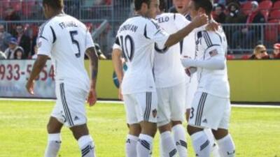 El Galaxy de Los Angeles jugará contra los grandes de Europa.
