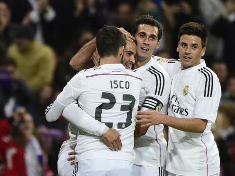Real Madrid cerró la serie ante Cornellá con una goleada g...