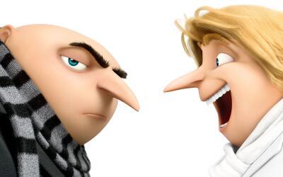 'Despicable Me 3': conoce al gemelo de Gru