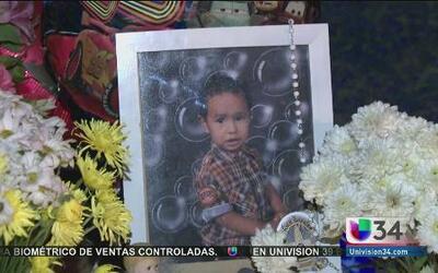 Familia devastada por muerte de niño de 3 años