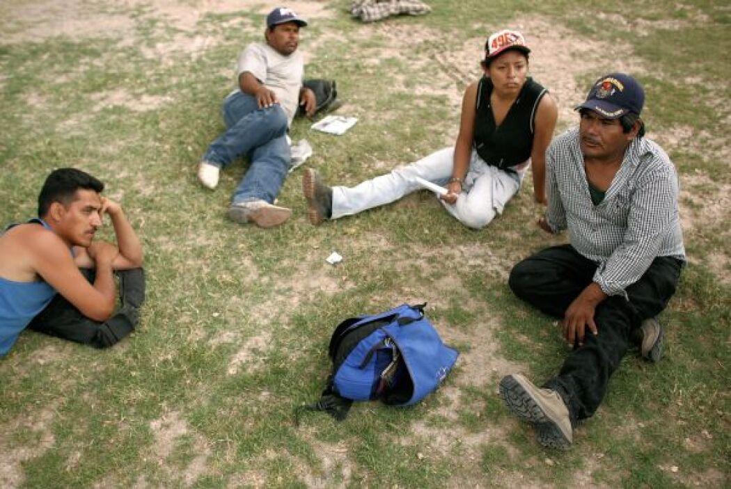 Entre los casos preocupantes citó la situación de los migrantes en Méxic...