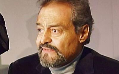 Gonzalo Vega anunció así que padecía de leucemia