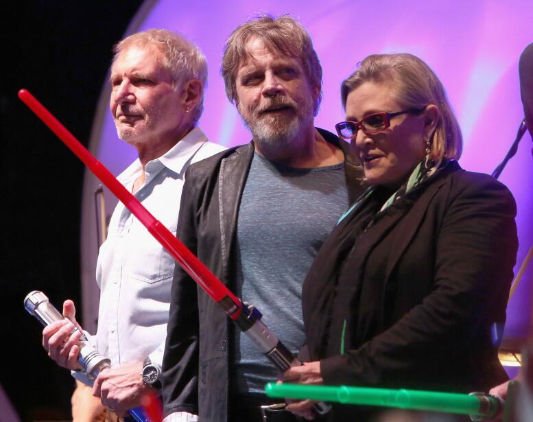Más de Star Wars en Comic-Con