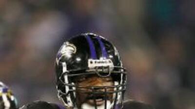 Jameel McClain no pudo jugar en el Super Bowl.