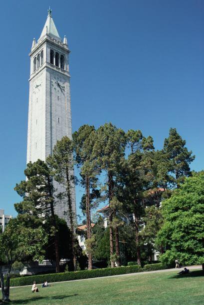 6) BERKELEY (CA) - Es la matriz y la más antigua de los campus de la Uni...