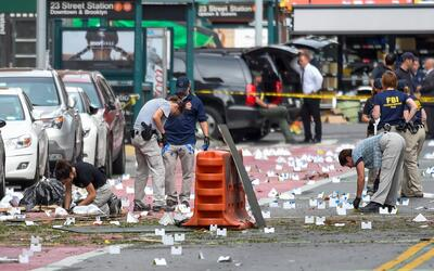 Explosión NY
