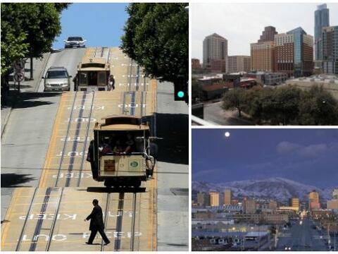 El índice de las ciudades con mejor rendimiento fue diseña...