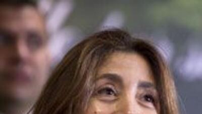 """Ingrid Betancourt regresó a Colombia a dos años de la """"Operación Jaque""""..."""