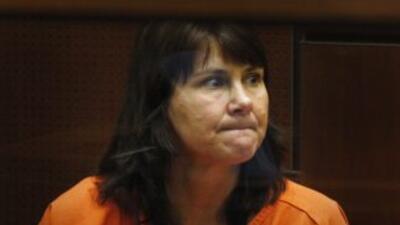 Stephanie Lazarus, ex detective del Departamento de Policía de Los Angel...