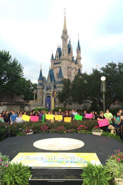 Sorpresas, princesas, música y grandes invitados en un festejo mágico po...