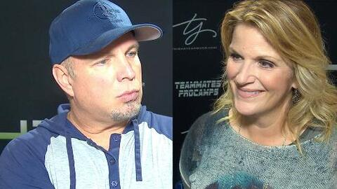 Se espera lleno total en conciertos de Garth Brooks y su esposa Trisha Y...