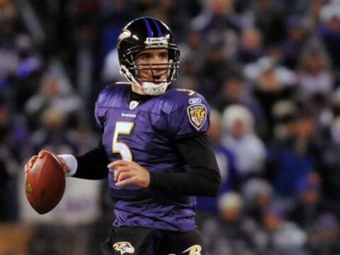 90. Joe Flacco (quarterback - Baltimore Ravens)
