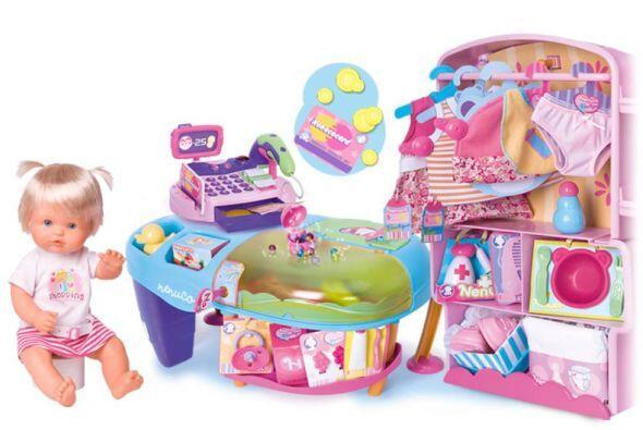 """""""Nenuco boutique"""": las niñas podrán jugar a ser mamis y vendedoras. La b..."""