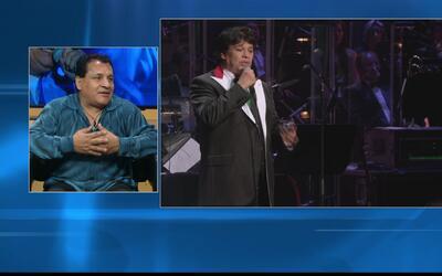 Imitador que lleva 34 años interpretando temas de Juan Gabriel llora su...