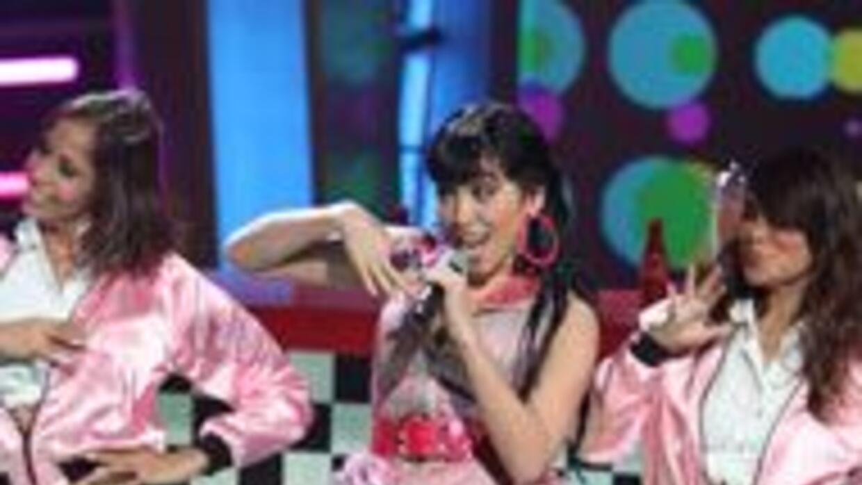 Durante una de las presentaciones de 'Viva el Sueño', Ana Isabelle cantó...