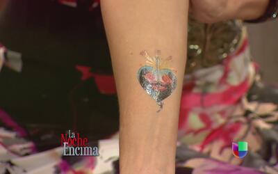 Ponte el tatuaje Gurreros de Vida a beneficio de Cabecitas Rapadas