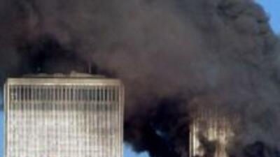 Recuerdo del trágico ataque terrorista a las torres gemelas de NY el 11...