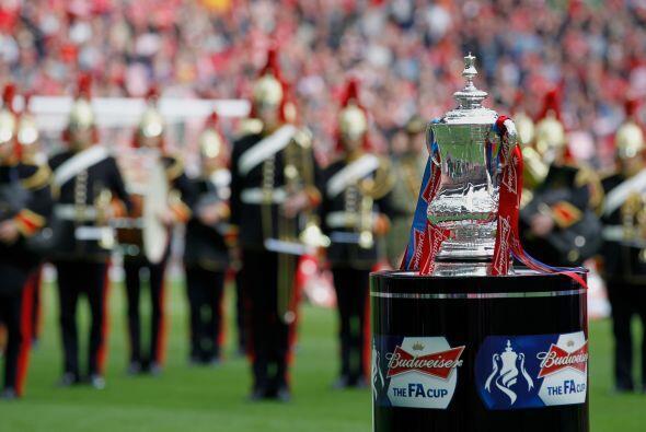 La Copa, la que todos quieren tener, estuvo bien custiodada.