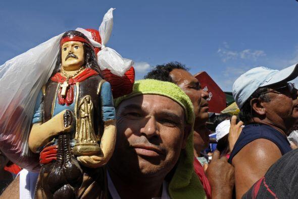 Gauchito Gil se convirtió en una figura religiosa que es objeto de una d...