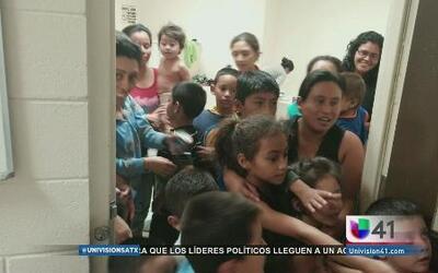 Trabajadores de refugio para niños migrantes rompen el silencio