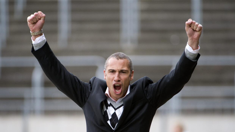 El sueco es técnico y jugador del equipo Helsinborgs.