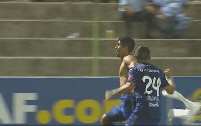 Walter Ferretti 1-2 Motagua: Motagua mantiene vivas sus esperanzas en Co...