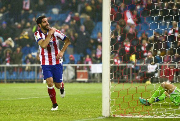 Los colchoneros asegurarían el marcador con el gol de Raúl García en los...