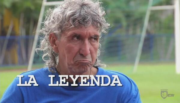 Jorge 'Mágico' González, La Leyenda