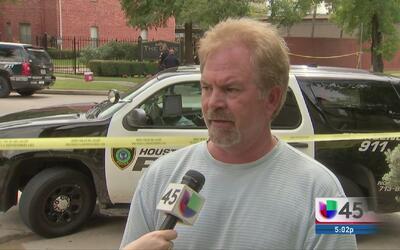 Un testigo del tiroteo en Weslayan comparte sus impresiones