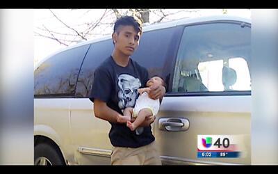 Familia angustiada por arresto de joven migrante