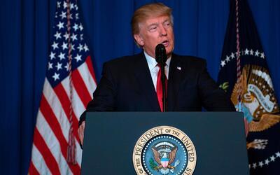 ¿Qué busca el gobierno Trump al ordenar el ataque a la base aérea en Siria?