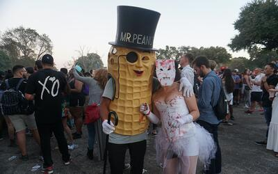 The Best Costumes See on Day 2 of the Mala Luna Fest