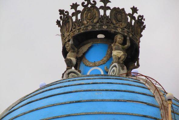 Cúpula de la Basílica de Nuestra Señora de Guadalupe en la capital de Gu...