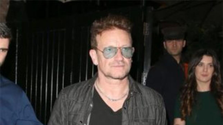Bono se encuentra pasando por una racha de malas experiencias.