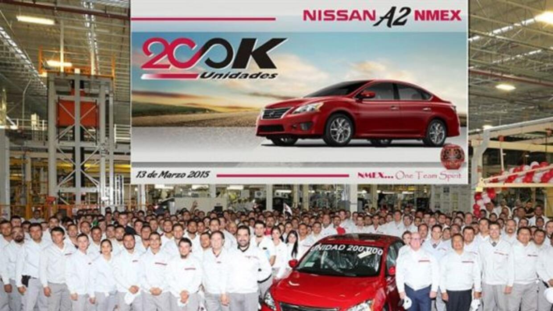 Aguascalientes 2 ha producido 200 mil autos en tiempo récord.