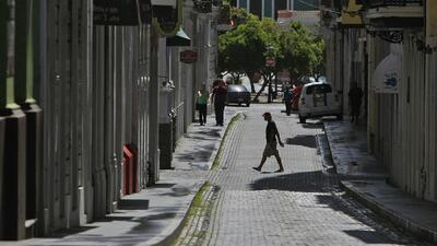 Calles del Viejo San Juan, Puerto Rico