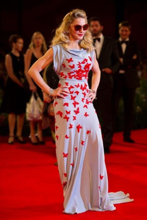 El vestido no será la prenda más envidiable que le hayamos visto, pero l...