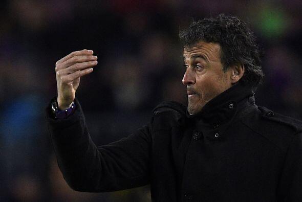 Actualmente, Luis Enrique es el director técnico del primer equipo del B...