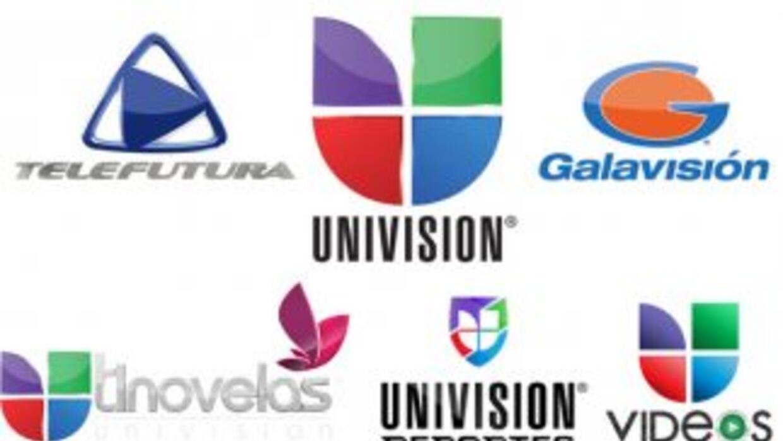 Logos Cadenas de Univision Deportes