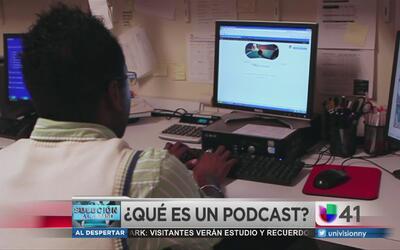 Solución a la mano: ¿qué es un podcast?